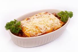 vegetarisk lasagne kalorier