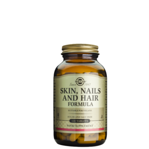 Hair, skin and nails formula, 120 tabletter