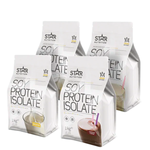 Soy Protein Isolate, Mix&Match, 4 kg
