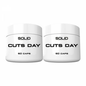 2 x SOLID Nutrition Cuts Day, 60 caps