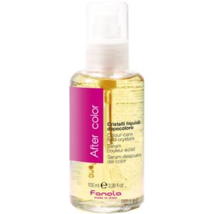 After Colour Colour-Care Fluid Crystals (Yellow) 100ml