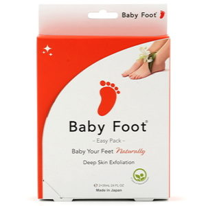 Baby Foot 1 Timme 2x35ml