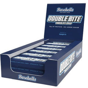 Barebells Double Bite Chocolate Crisp - 1st