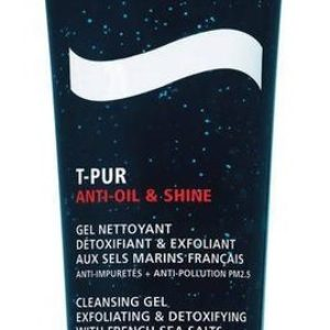 Biotherm Homme T-Pur Anti Oil & Shine Cleanser 125 ml