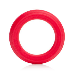 CAESER SILICONE RING RED