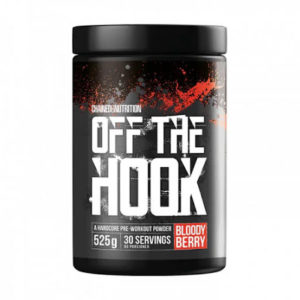 Chained Nutrition Off The Hook 525g - Bloody Berry