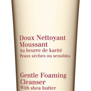 Clarins Gentle Foaming Cleanser for Dry or Sensitive Skin
