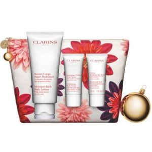 Clarins Holiday Cocooning Gift Set