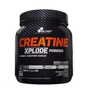 Creatine Xplode 500g - Grape