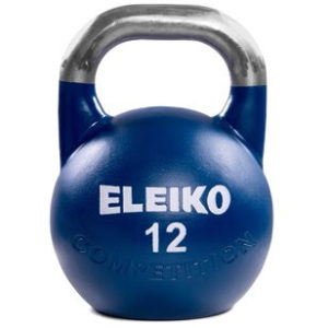 Eleiko Competition Kettlebell - 12kg