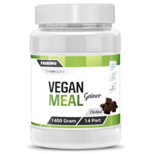 Fairing Vegan Meal Gainer 1400g - Choklad