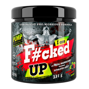 F#cked up pump Forest raspberry flavor 231g