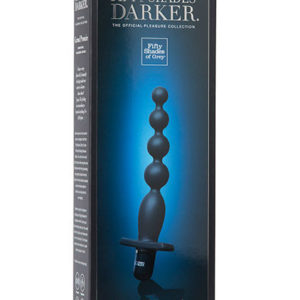 Fifty Shades of Grey - Darker Carnal Promise Vibrating Anal Beads