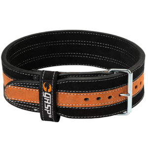 GASP Power Belt Black/Flame - Large
