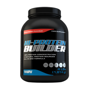 Hi-Protein Builder Improved Flavour 4lbs Flavor: Choklad