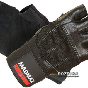 Mad Max Workout Gloves Professional Exclusive - Large