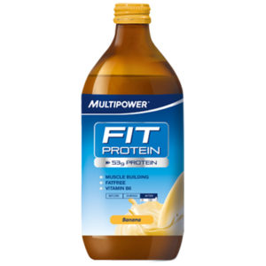Multipower Fit protein banan 500ml
