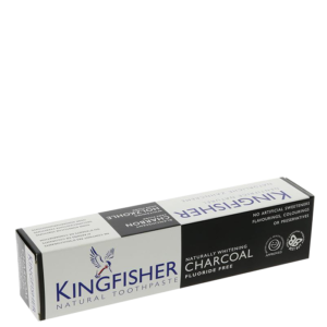 Natural Toothpaste, Charcoal, 100 ml
