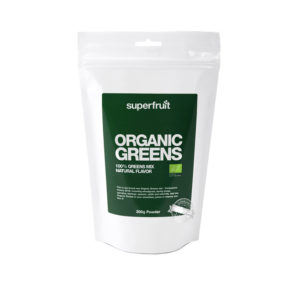 Organic Greens Powder 300g