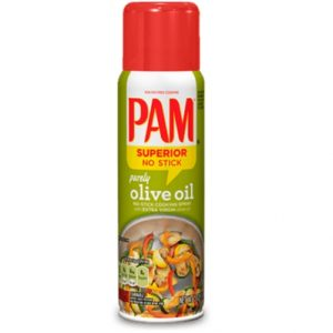 PAM Cooking Spray Olive Oil, 141 g
