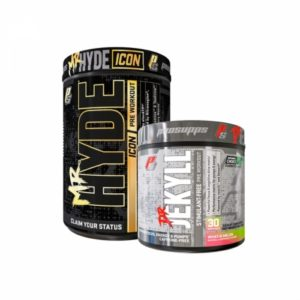 Pro Supps Mr. Hyde Icon + Dr. Jekyll