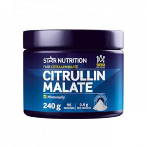 Star Nutrition Citruline Malate 240g