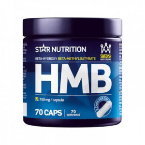 Star Nutrition HMB 750mg - 70 caps