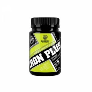 Swedish Supplements Iron Plus, 60 tabs