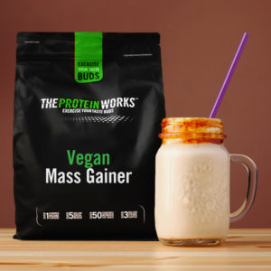 Vegan Mass Gainer