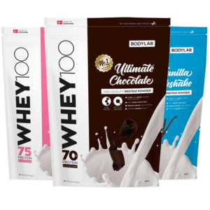 Whey 100 1kg - Ultimate Chocolate