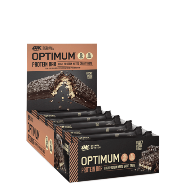 10 x Optimum Protein Bar, 60 g