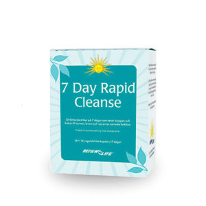 7 Day Rapid Cleanse 2x14k