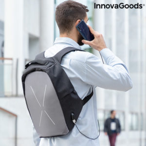 Anti-theft Backpack Safty InnovaGoods