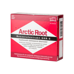 Arctic Root 500mg 40 tabletter