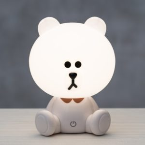 Dimmable Touch Bear Lamp
