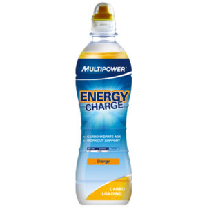 Multipower Energy charge apelsin 500ml