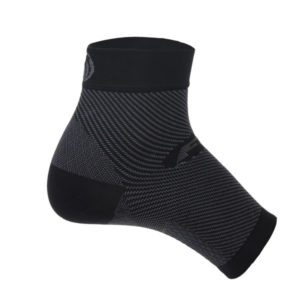 Os1 FS6 Compression Foot Sleeve S Black