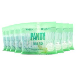 Pändy Candy Sour Fish 10-pack
