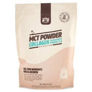 The Friendly Fat Company MCT Collagen 300 g Natural