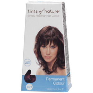 Tints of Nature 4CH rich chocolate brown