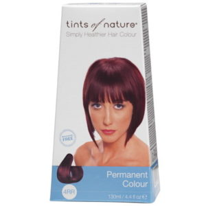 Tints of Nature 4RR dark henna red