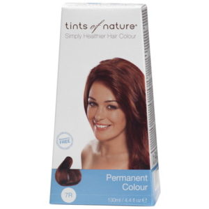Tints of Nature 7R soft copper blonde