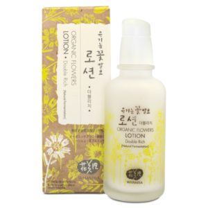 Whamisa Organic Flowers Lotion Double Rich 120 ml