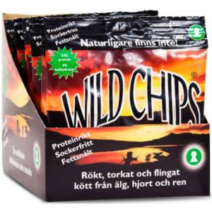 Wild Chips 12-pack