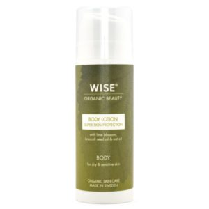 Wise Organic Body Lotion Skin Protection 150 ml