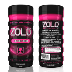 Zolo the girl friend cup