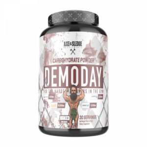 Axe & Sledge Supplements Demo Day, 30 servings