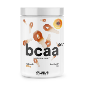 BCAA 6:1:1 400g - Sour Cola Candy