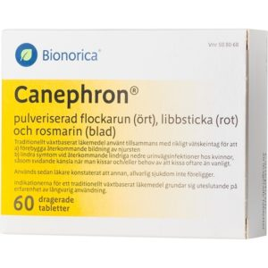 Bionorica Canephron 60 tabletter