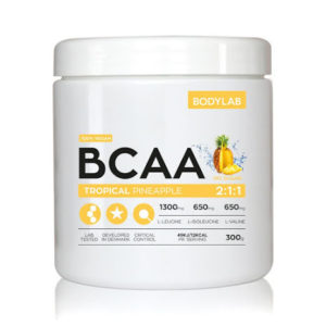 Bodylab BCAA - Tropical Pineapple